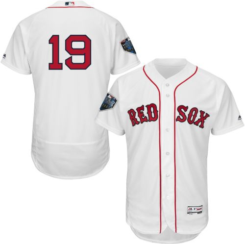 Majestic Men s 2018 World Series Authentic Boston Red Sox Jackie ... acea8fefd33