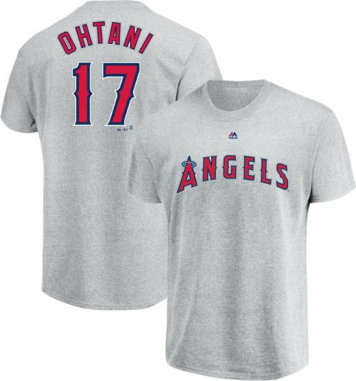 46f284212 Majestic Youth Los Angeles Angels Shohei Ohtani  17 Performance T-Shirt.  noImageFound. Previous