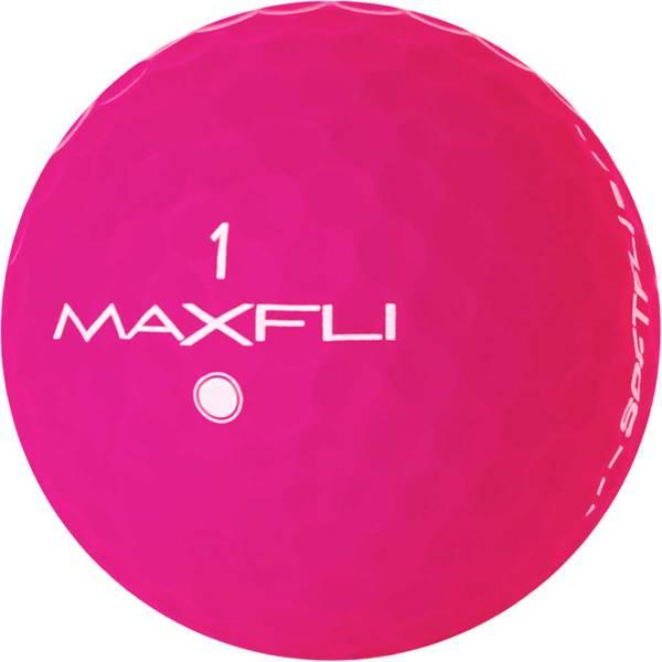 Maxfli SoftFli Matte Golf Balls – Pink product image