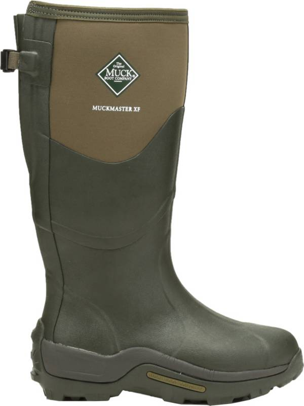 Muck Boots Men's Muckmaster Extended Fit Waterproof Work Boots product image