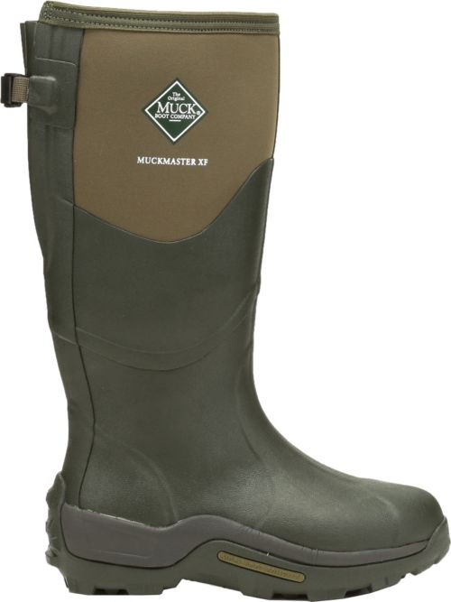 6d6a31dba4dc Muck Boots Men s Muckmaster Extended Fit Work Boots. noImageFound. Previous