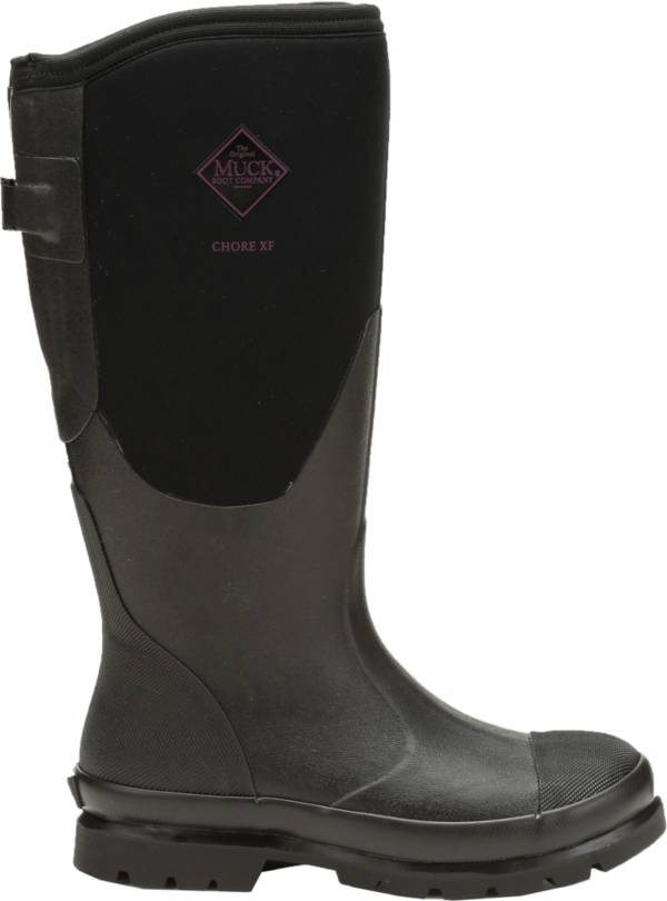 Muck Boots Women's Chore Extended Fit Waterproof Work Boots product image
