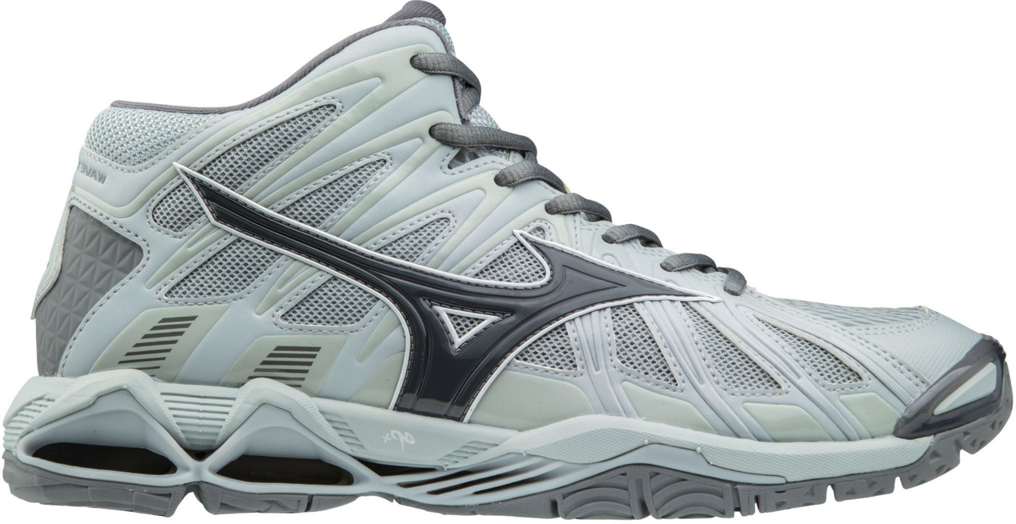 mizuno womens volleyball shoes size 8 x 2 tall