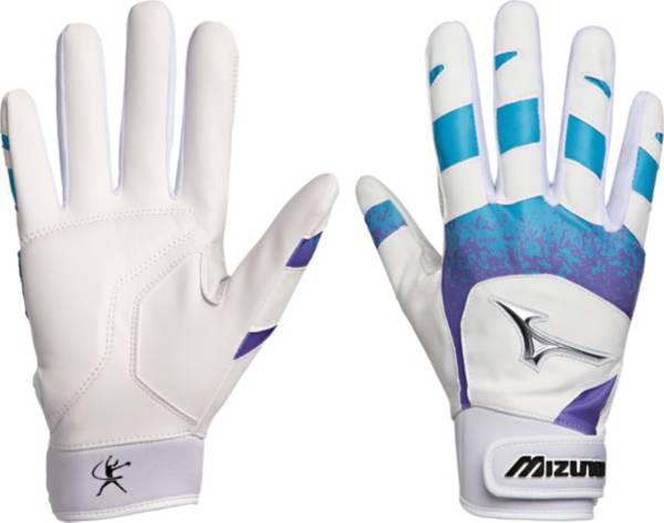 Mizuno Women's Jennie Finch Softball Batting Gloves product image