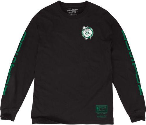 7f74c92a7d7 Mitchell   Ness Men s Boston Celtics Long Sleeve Shirt. noImageFound.  Previous