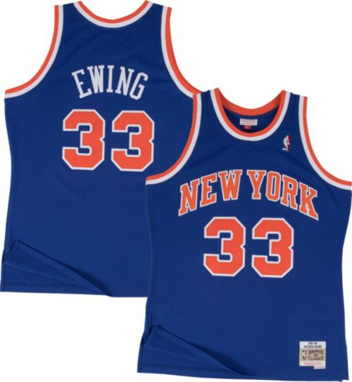 7a1538a3845c2 ... Men s New York Knicks Patrick Ewing  33 Hardwood Classics Swingman  Jersey. noImageFound. Previous