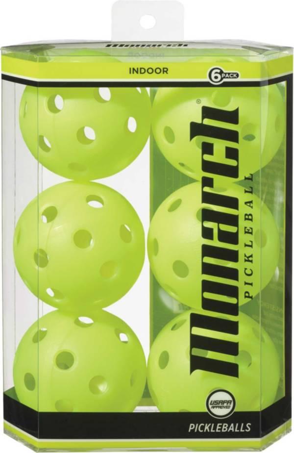 Monarch Indoor Pickleballs 6-Pack product image