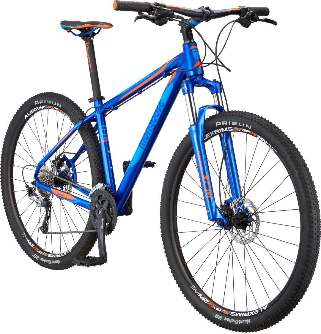 68ef3c93009 Mongoose Men's Tyax Comp 29'' Mountain Bike | DICK'S Sporting Goods