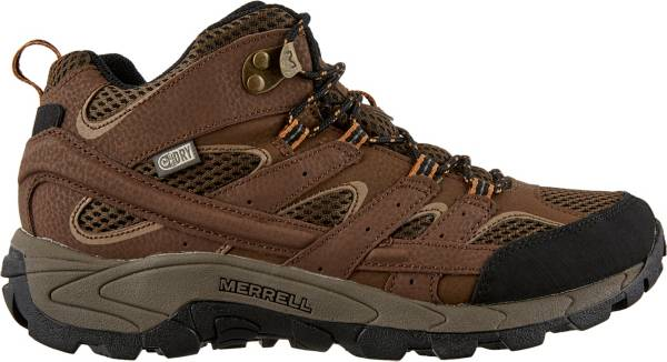 Merrell Kids' Moab 2 Mid Waterproof Hiking Boots product image