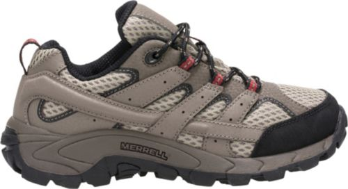 6fb0b6f64c63 Merrell Kids  Moab 2 Low Hiking Shoes. noImageFound. Previous