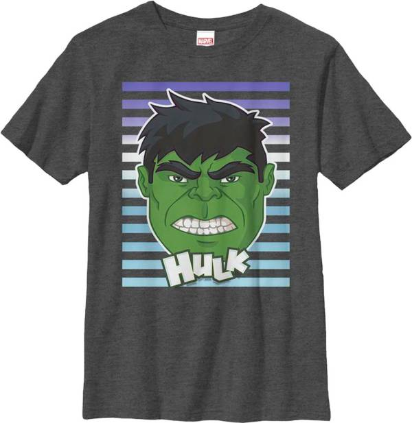 Fifth Sun Boys' Marvel 'Hulk' Big Face Graphic T-Shirt product image