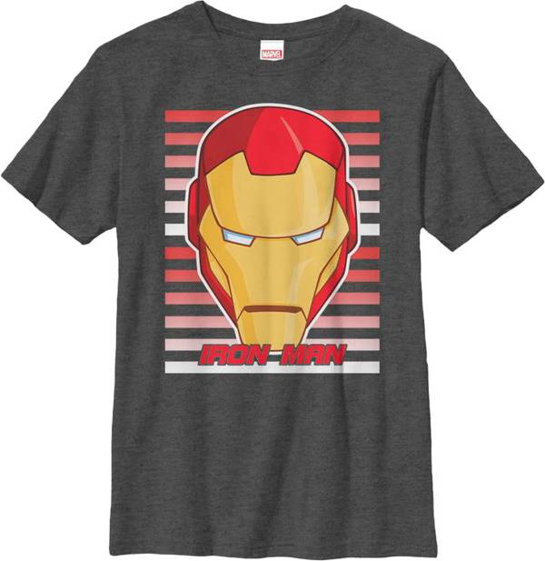 Fifth Sun Boys' Marvel 'Ironman' Big Face Graphic T-Shirt product image