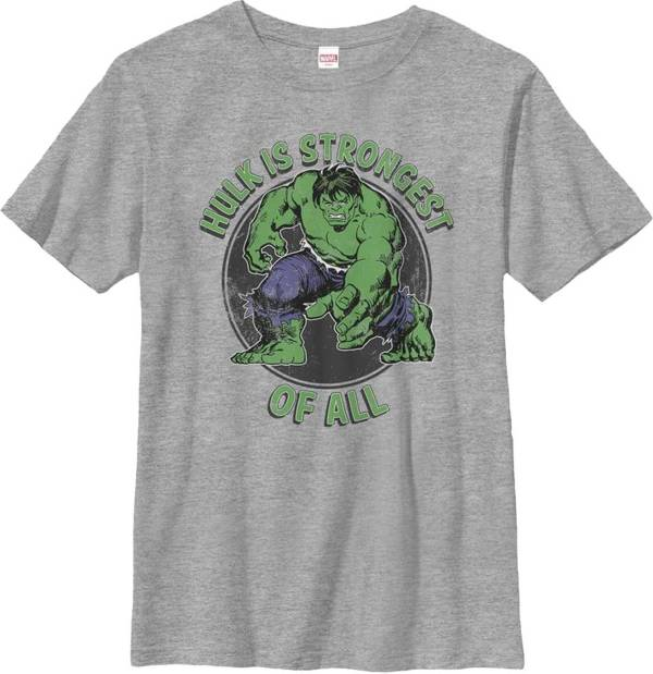 Fifth Sun Boys' Marvel So Angry Graphic T-Shirt product image