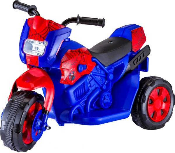 Kid Trax 6V Marvel Spider-Man Trike Ride-On product image