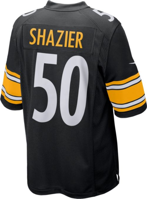0d6e2ccbe Nike Youth Home Game Jersey Pittsburgh Steelers Ryan Shazier  50.  noImageFound. Previous. 1. 2. 3