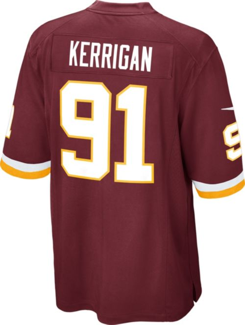 7eeb28745e1 Nike Youth Home Game Jersey Washington Redskins Ryan Kerrigan #91.  noImageFound. Previous. 1. 2. 3