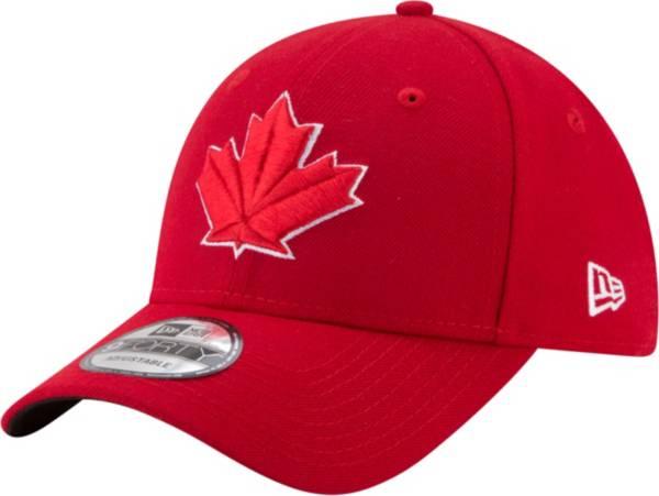 New Era Men's Toronto Blue Jays 9Forty Adjustable Hat product image