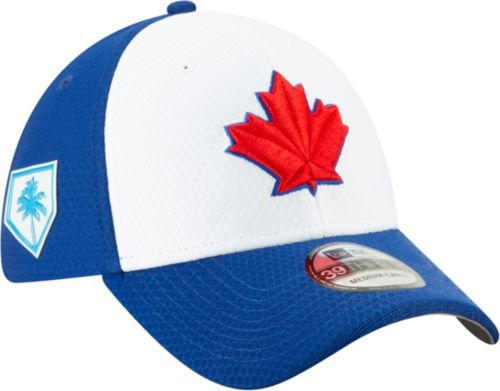 99ffde05 New Era Men's Toronto Blue Jays 39Thirty HexTech 2019 Spring Training  Stretch Fit Hat. noImageFound. Previous