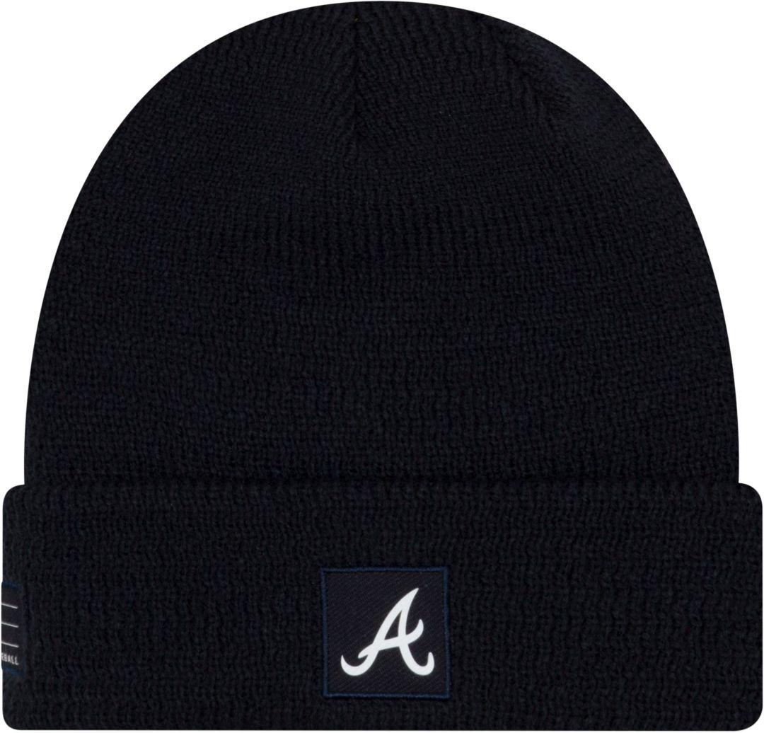 sports shoes 85ff5 d5885 New Era Men s Atlanta Braves Clubhouse Knit Hat. noImageFound. Previous