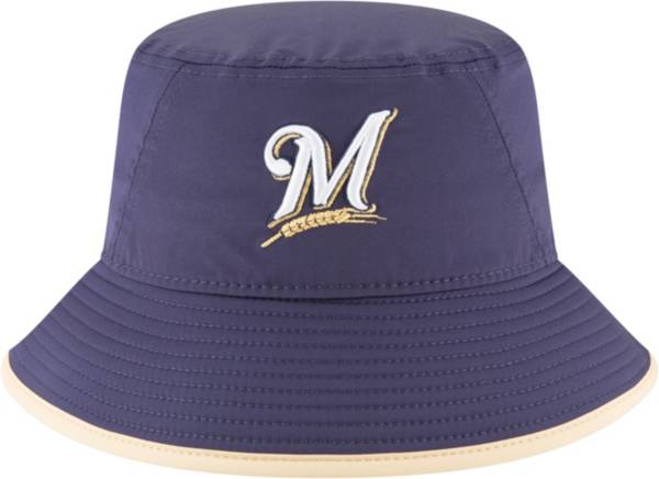 New Era Men's Milwaukee Brewers Clubhouse Bucket Hat product image