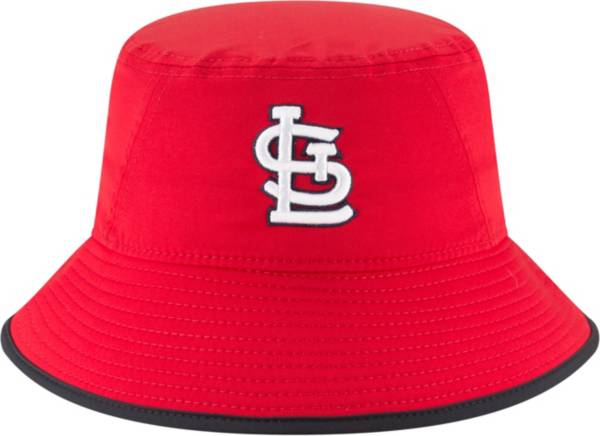 New Era Men's St. Louis Cardinals Clubhouse Bucket Hat product image