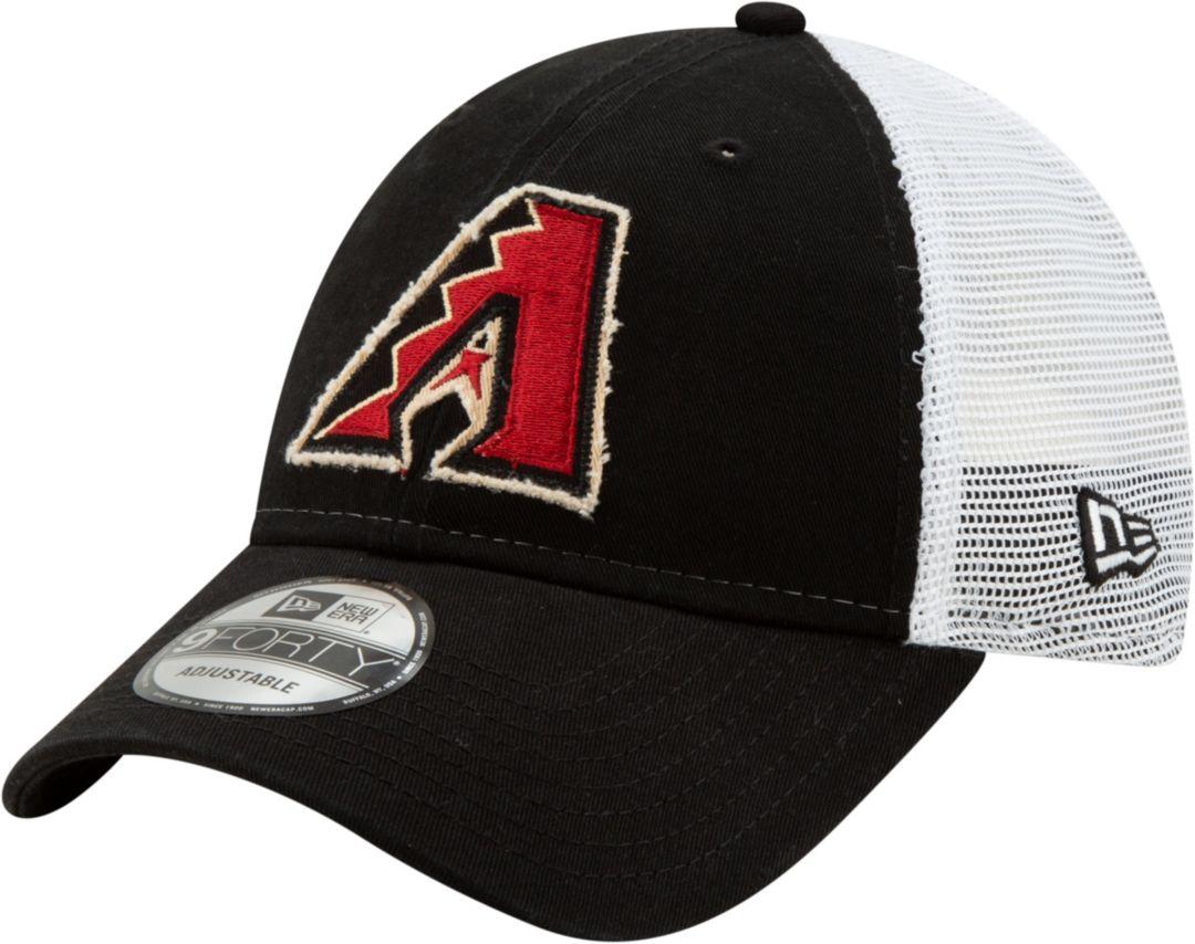 d75d47d0 New Era Men's Arizona Diamondbacks 9Forty Team Trucker Adjustable Hat