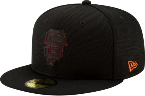 465001b1190ac New Era Men s San Francisco Giants 59Fifty Clubhouse Black Fitted Hat.  noImageFound. Previous