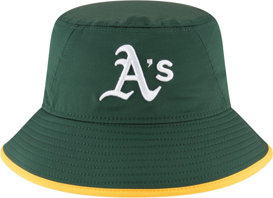 6b7358997 New Era Men's Oakland Athletics Clubhouse Bucket Hat