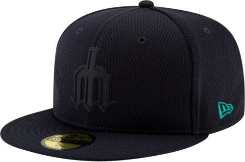f0f6a835100 New Era Men s Seattle Mariners 59Fifty Clubhouse Navy Fitted Hat.  noImageFound. Previous