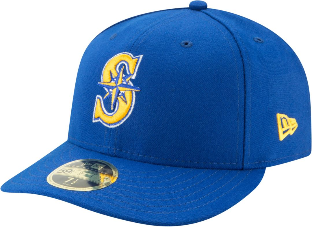 the best attitude b4b24 dc752 ... Seattle Mariners 59Fifty Alternate Royal Low Crown Fitted Hat.  noImageFound. Previous