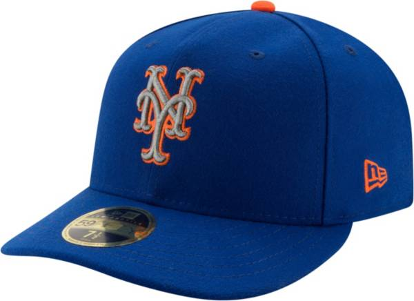 New Era Men's New York Mets 59Fifty Alternate Royal Low Crown Fitted Hat product image