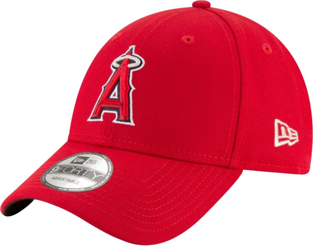 half off 9bf4a d3898 New Era Men s Los Angeles Angels 9Forty League Adjustable Hat.  noImageFound. Previous