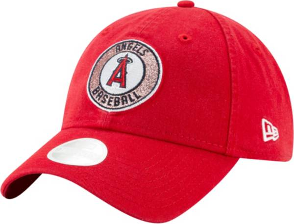 New Era Women's Los Angeles Angels 9Twenty Patched Sparkle Adjustable Hat product image