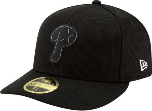 2d2472a6d187a New Era Men s Philadelphia Phillies 59Fifty Clubhouse Black Fitted Hat.  noImageFound. Previous. 1