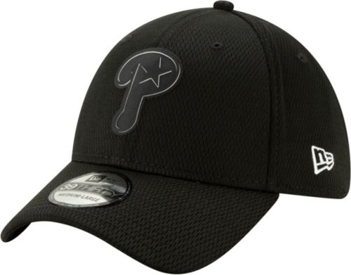 ... Phillies 39Thirty Clubhouse Black Stretch Fit Hat. noImageFound.  Previous 21fa35e7dc0