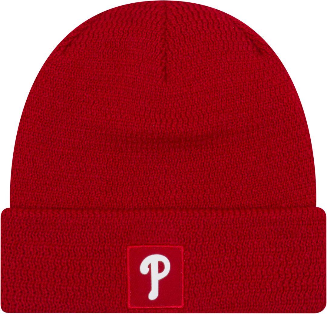 f699e9f92 New Era Men's Philadelphia Phillies Clubhouse Knit Hat