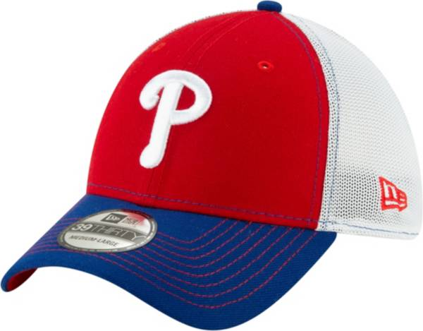 New Era Men's Philadelphia Phillies 39Thirty Practice Piece Stretch Fit Hat product image