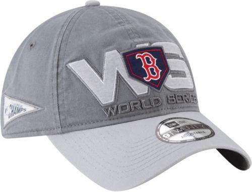 4ee46284384cb New Era Men s 2018 AL Champions Locker Room 9Twenty Boston Red Sox  Adjustable Hat. noImageFound. Previous