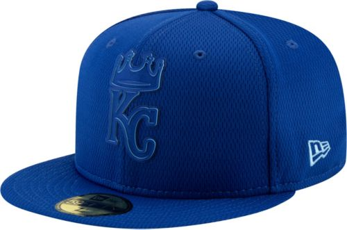 38ef24e7eb0 New Era Men s Kansas City Royals 59Fifty Clubhouse Royal Fitted Hat.  noImageFound. Previous