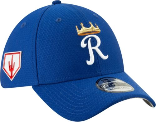 New Era Men s Kansas City Royals 39Thirty HexTech 2019 Spring Training  Stretch Fit Hat. noImageFound. Previous 4451210cd53d