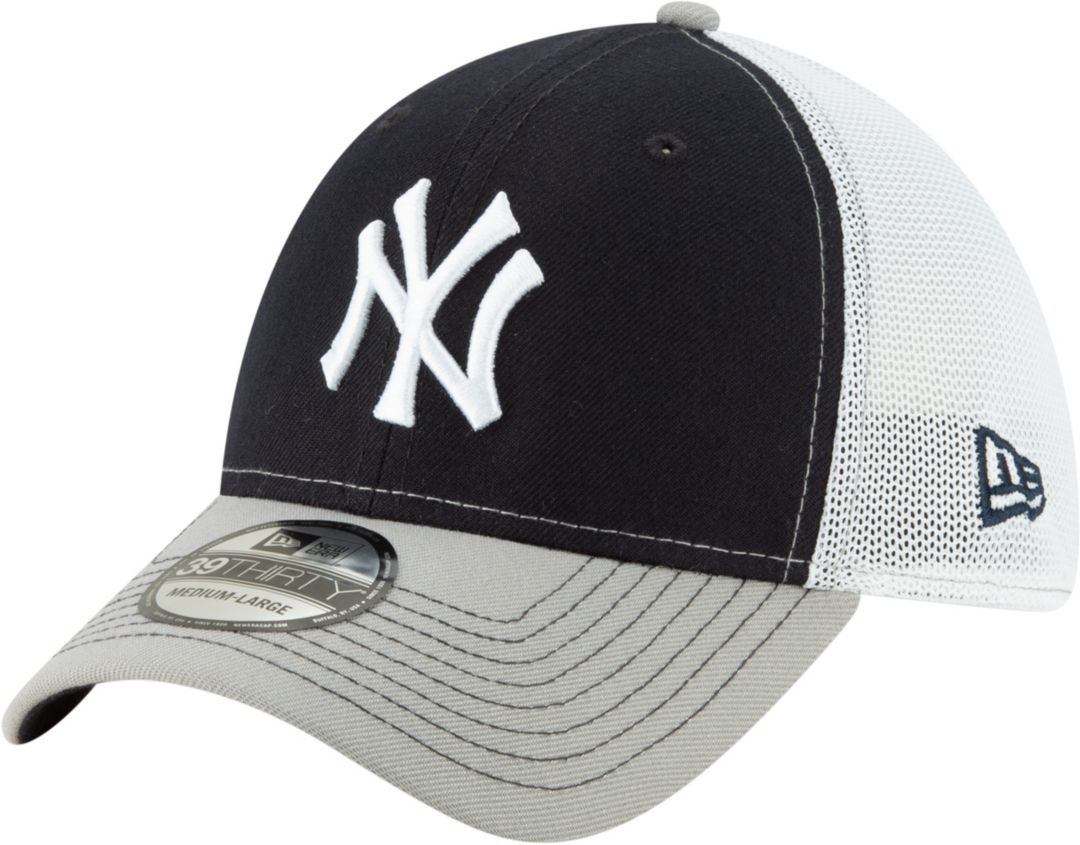 newest aa498 ab698 New Era Men s New York Yankees 39Thirty Practice Piece Stretch Fit Hat    DICK S Sporting Goods