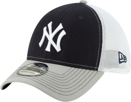 ea6b3ba18af New Era Men s New York Yankees 39Thirty Practice Piece Stretch Fit Hat.  noImageFound. Previous