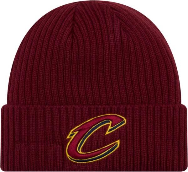 New Era Men's Cleveland Cavaliers Core Classic Knit Hat product image