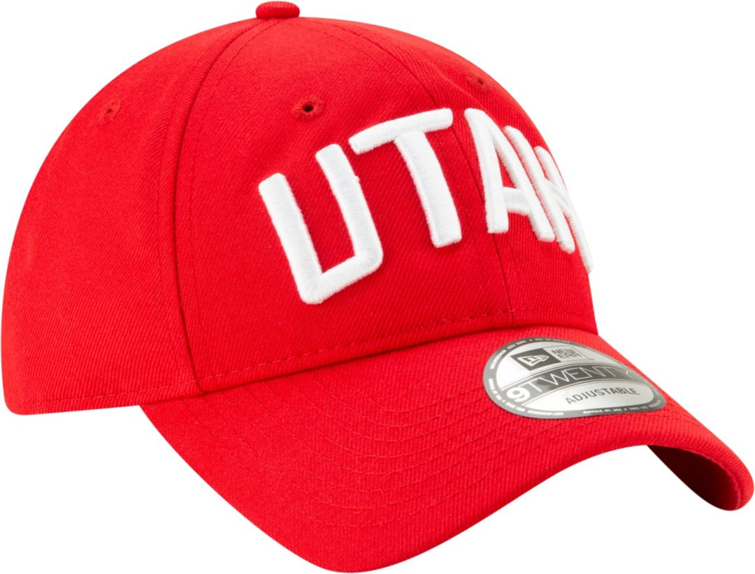 pretty nice 707c0 ef66e New Era Men s Utah Jazz 9Twenty City Edition Adjustable Hat. noImageFound.  Previous