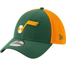 133b3c1ecbeda2 New Era Men's Utah Jazz 39Thirty Earned Edition Stretch Fit Hat ...