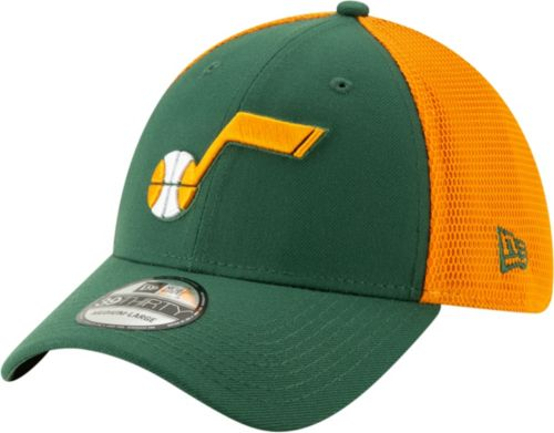 909ff2bbcf389 New Era Men s Utah Jazz 39Thirty Earned Edition Stretch Fit Hat.  noImageFound. Previous