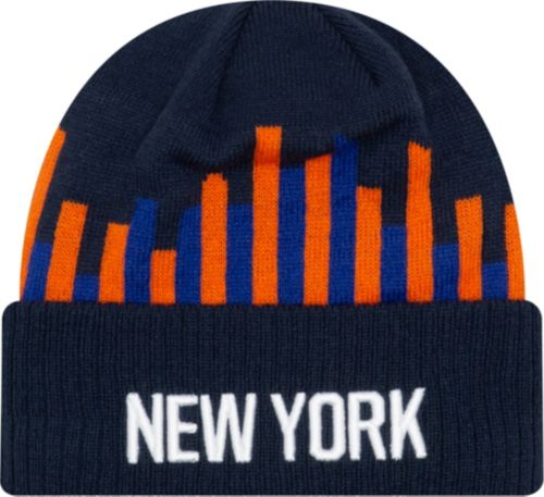 4f2a3b4425e63 New Era Men s New York Knicks City Edition Knit Hat. noImageFound. Previous