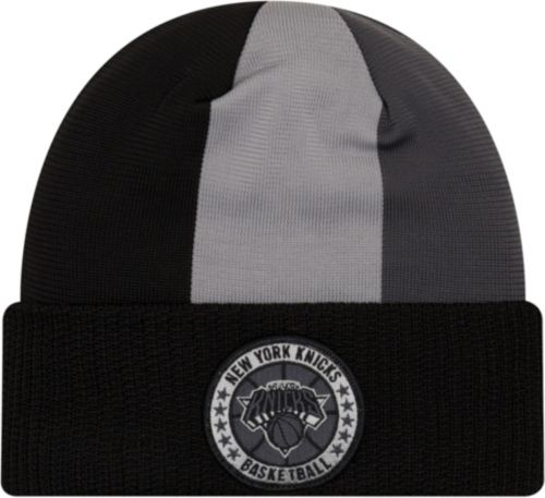 21fed033751 New Era Men s New York Knicks On-Court Knit Hat. noImageFound. Previous