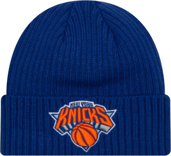 New Era Men's New York Knicks Core Classic Knit Hat product image