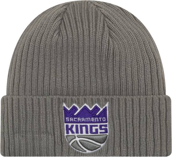 New Era Men's Sacramento Kings Core Classic Knit Hat product image